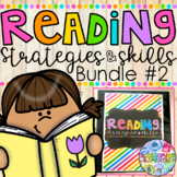 Reading Strategies and Skills {BUNDLE #2} | Distance Learning