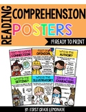 Reading Strategies Posters BRIGHTS
