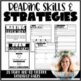 Reading Strategies and Skills for Upper Elementary