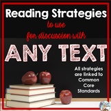Reading Strategies for Any Text