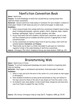 Reading Strategies for Before, During, and After Reading