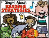 Hey Readers! Reading Strategy Posters {Singing Songs} Decoding Kinder and First
