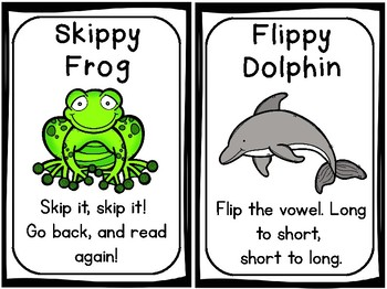 Reading Strategies for Decoding - Sweet and Simple