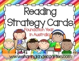 Reading Strategies for Foundation Year {Australian}
