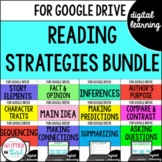 Reading Strategies for Google Drive & Google Classroom DIGITAL