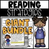 Reading Strategies for Seesaw & Google GROWING BUNDLE for
