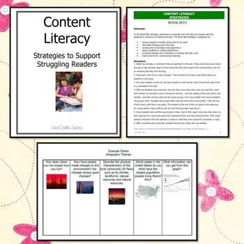 Social Studies - Reading Strategies