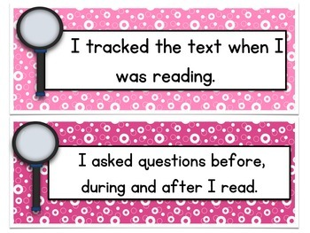 Reading Strategies for Students