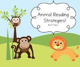Reading Strategy Posters for Young Readers