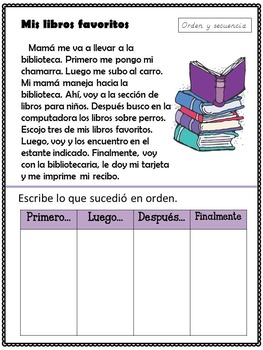 Reading Strategies and Literacy in Spanish - Volumes 1 - 3