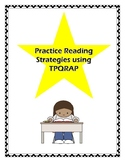STAAR Reading Strategy Practice!