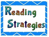 Reading Strategies~Chevron