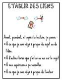 Reading Strategies/Les Strategies de Lecture - 8 posters