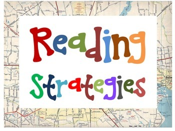 Reading Strategies~Road Map