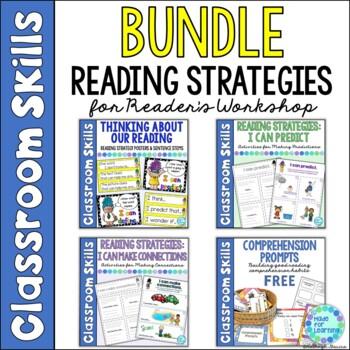 Reading Strategy BUNDLE for Reader's Workshop