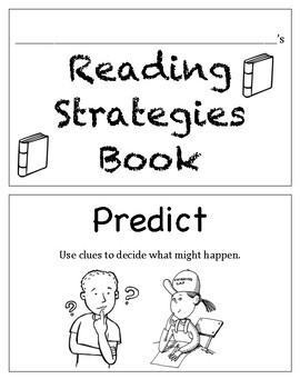 Reading Strategy Book