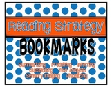 Reading Strategy Bookmarks: Set of 7