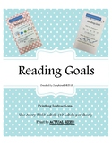 Reading Strategy Bookmark with Labels- Fluency!! PEEL AND STICK! DONE!