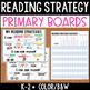 Reading Strategy Bundle {Primary}
