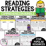 Reading Strategy Bundle - Comprehension Passages