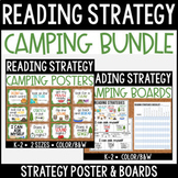 Reading Strategy Bundle {Primary} Camping Theme