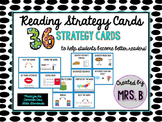 Reading Strategy Cards!