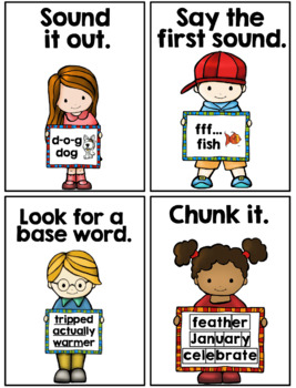 Reading Strategy Cards | Reading Strategies