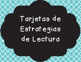 Reading Strategy Cards (Spanish)