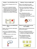 Reading Strategy Cards with Tips for Parents and Teachers