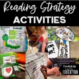 Reading Strategy Decoding Strategy Animals Activities GROW
