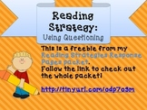 Reading Strategy Freebie!