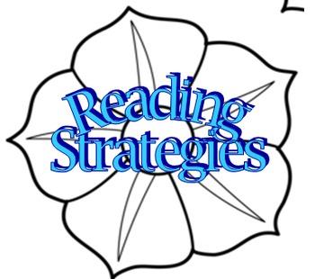 Reading Strategy Garden