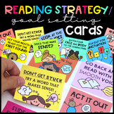 Reading Strategy Cards / Goal Setting Cards / Guided Readi