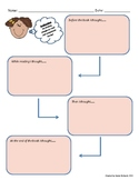 Reading Strategy Graphic Organizer - Synthesizing