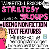 Reading Strategy Groups 2nd Grade USING NONFICTION TEXT FEATURES