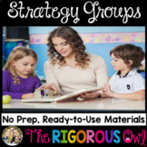 Reading Strategy Groups