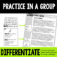 Reading Strategy Groups: Author's Purpose