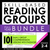 Reading Strategy Groups: MEGA BUNDLE
