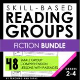 Reading Strategy Groups: Fiction BUNDLE