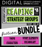 Reading Strategy Groups: Fiction BUNDLE