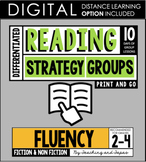 Reading Strategy Groups: Fluency