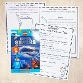 Reading Strategy Homework: Monthly Packets for a Home-School Connection