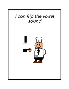 Reading Strategy:  I can flip the sound