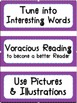 Reading Strategy Lessons 3rd Grade