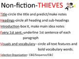 Reading Strategy Mnemonics