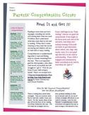 Reading Strategy Newsletter Bundle