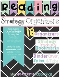 Reading Strategy Organizers Pack