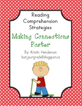Reading Strategy Poster: Making Connections