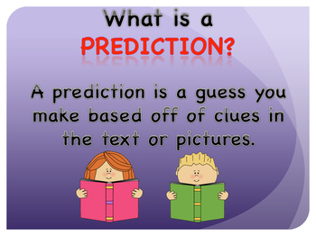 Reading Comprehension Strategy Posters 11x17