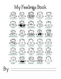 Kindergarten Feelings Book
